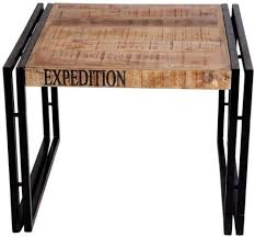 Indian Coffee Table Buy Indian Hub Cosmo Industrial Coffee Table Medium Wood And