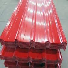 galvanized corrugated roof sheet metal