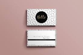 Cute Business Card Ideas Chic Business Cards Chic Business Cards Best 25 Cute Business Cards