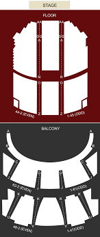 Theatre St Denis Montreal Qc Seating Chart Stage