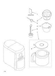 kitchenaid espresso machine parts kitchen ideas