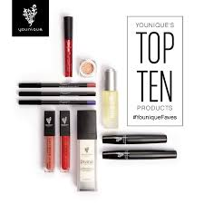 all the top 10 best selling younique s can you guess which one is 1 contact your younique presenter or younique uplift empower validate in