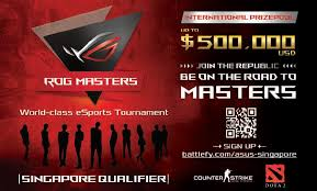 asus singapore kick offs rog masters 2017 tournament preparation