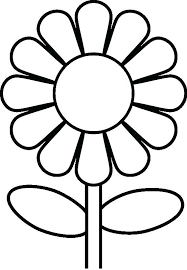 coloring pages with flowers coloring book pages flowers flower coloring pages a single flower free printable