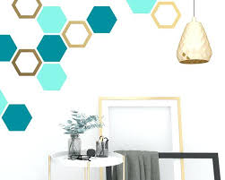 image 0 honeycomb wall decor diy decals hexagon
