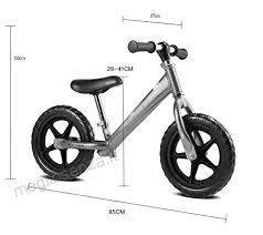Bicicletta Senza Pedali Bici Da Bambino Per Bambini Da 2 A 6 Anni