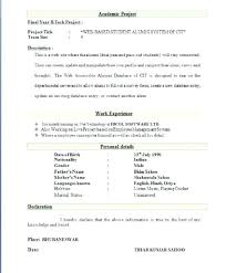 Best Resume Format For Freshers Finest Brisker Engineer Resume ...