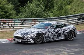 2018 aston martin v8 vantage. on first impressions, we thought this was the new v8 version of db11. however, upon closer inspection prototype uses unique front guards that don\u0027t 2018 aston martin vantage