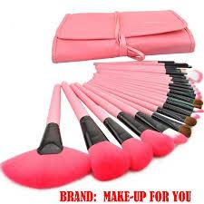 professional make up brush set makeup brushes tools brand makeup brush set with leather case pink makeup box best makeup brushes from ziyu168