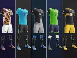 Soccer Kit Designer Soccer Kits For All 32 Nfl Teams