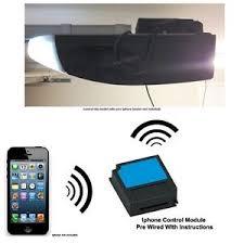 iphone garage door openerIphone Garage Door Opener Remote Control Fits Black Marantec