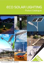 Eco Solar Lights Eco Solar Lighting Catalogue Pages 1 22 Text Version