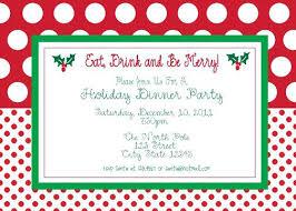 Free Photo Invitation Templates Holiday Party Invites Templates Free