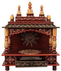 Iskcon Altar Designs Wood Puja Temple Mandir Handcraft Pooja Room Design