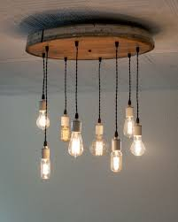 custom made radiance resplendent adjule flush mount chandelier