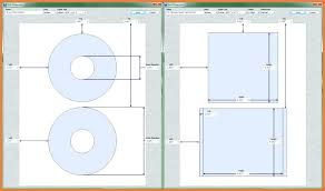 Cd Case Dimensions Cd Cover Template Word Wiini Co