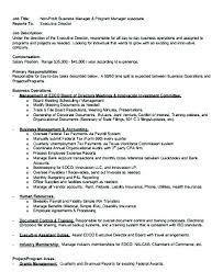 New Job Description Writing Template Creative Duties Excel It