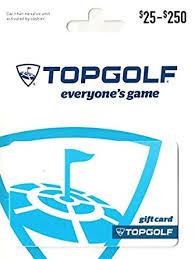 Topgolf Gift Card $50: Gift Cards - Amazon.com