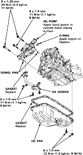 Repair guides engine mechanical oil pan
