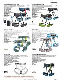 Black Diamond Momentum Harness Size Chart Live Breathe Climb By Ellis Brigham Mountain Sports Issuu
