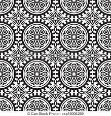 Fancy Vector Floral Background