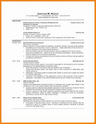 Recent Graduate Resume Ideas Of Sample Resume For High School Graduate Your Template 89