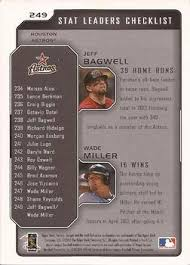 2002 Upper Deck Victory #249 Jeff Bagwell / Wade Miller | Trading Card  Database