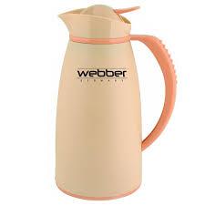 <b>Термос Webber 1L</b> Red-Black 24009 1Р - Интернет-магазин