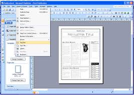 Classroom Newspaper Template Ideas Of How To Make Newspaper Template On Microsoft Word 2007 Best