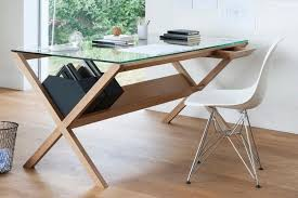 large office desks. Covet Desk Provides Simple But Practical Design Large Office Desks S