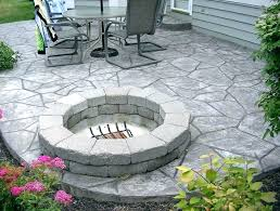 lovely flagstone patio cost floor charming 7 creative