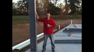 steel frame building do it yourself kit w american steel michael r vanderpool long version 2