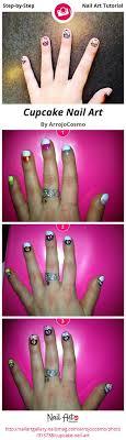 Best 25+ Cupcake nail art ideas on Pinterest | Mermaid nail art ...