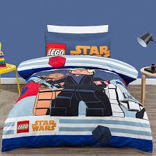 lego star wars lightsaber quilt cover set