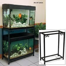 fish tank furniture. titan eze metal aquarium double stands fish tank furniture