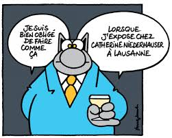 Philippe, geluck, le Chat - Home