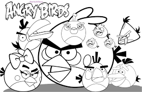angry birds coloring pages inspirational angry birds coloring pages best angry bird coloring pages cool