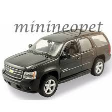 Toys Hobbies Contemporary Manufacture Welly 22509w Wh 2008 08 Chevrolet Tahoe Suv 1 24 Diecast Model Car White