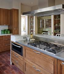 Kitchens With Terracotta Floors Terracotta Floor Tile Kitchen Contemporary With Breakfast Bar