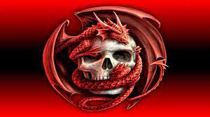 49+] 3D Dragon Desktop Wallpaper on ...