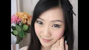 kpop star inspired makeup look