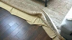 best rug pad for hardwood floors minimalist felt rug pads for hardwood floors on com best