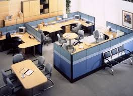 office workstation design. space for start up business modular office design interiors workstation w