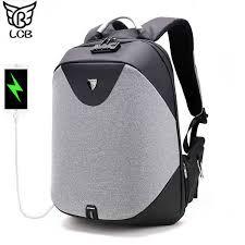 Buy <b>School backpack</b> 15.6 laptop <b>backpacks men Waterproof</b> ...