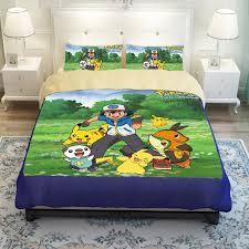 pokemon bedding twin ideas