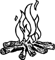 Small Picture Mega Coloring Pages 25 campfire coloring pages
