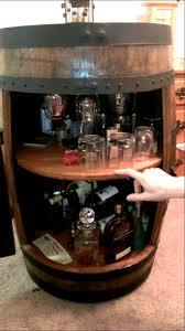 wine barrel bar plans. Wine Barrel Bar Plans