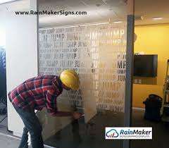 office glass frosting. Frosted Glass Office W Decor Frosting