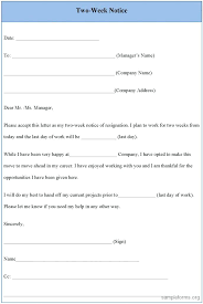 Sample Best Letter Of Resignation Examples In Word Written Letters ...