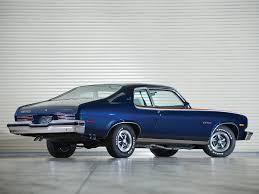 Pontiac Ventura Custom GTO Coupe '1974
